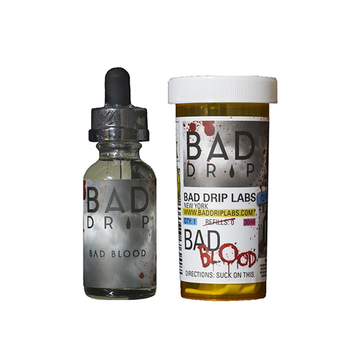 Bad drip - Bad blood