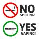 Помогает ли вейпинг бросить курить?