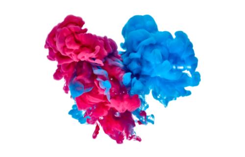 Как сделать пар вейпа цветным