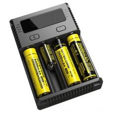Универсальное зарядное устройство NITECORE® NEW i4