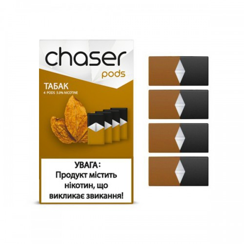 image 1 Картриджи Chaser Pods - Табак