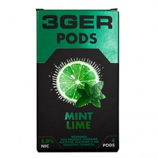image 1 Картридж  JUUL 3GER PODS - MINT LIME