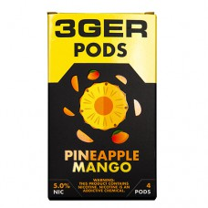 image 1 Картридж  JUUL 3GER PODS - PINEAPPLE MANGO