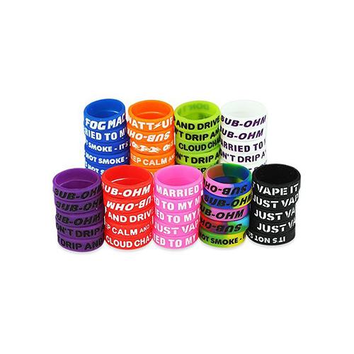 Vape-band (силиконовые кольца)