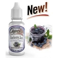 image 1 Ароматизатор Capella Blueberry Jam - Черничный джем