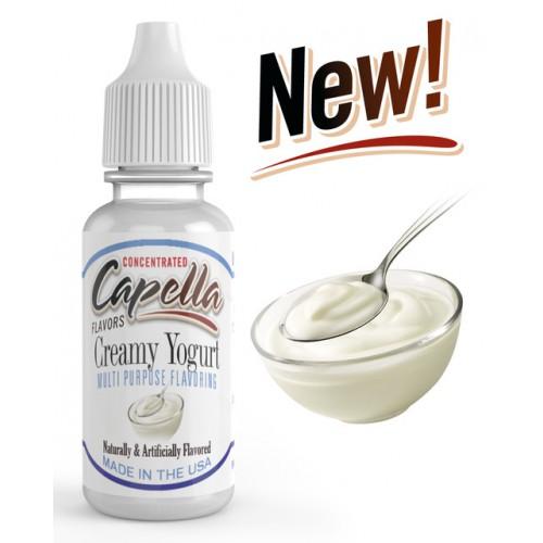 Ароматизатор Capella Creamy Yogurt - Кремовый йогурт
