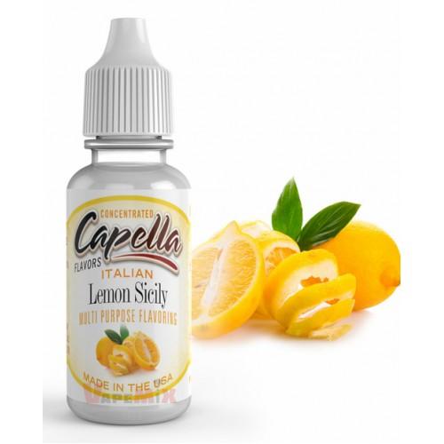 Ароматизатор Capella Italian Lemon Sicily - Сицилийский лимон