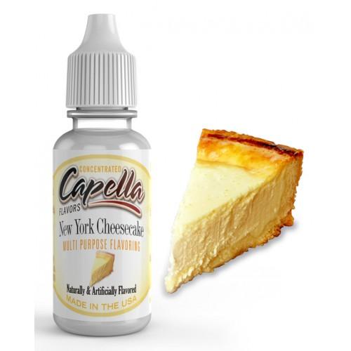 Ароматизатор Capella New York Cheesecake - Нью-Йоркский чизкейк