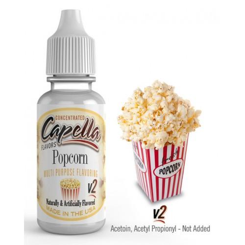 Ароматизатор Capella Popcorn - Поп-корн