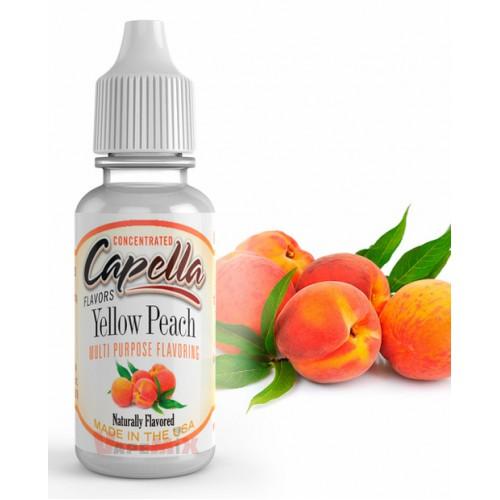 Ароматизатор Capella Yellow Peach - Жёлтый персик