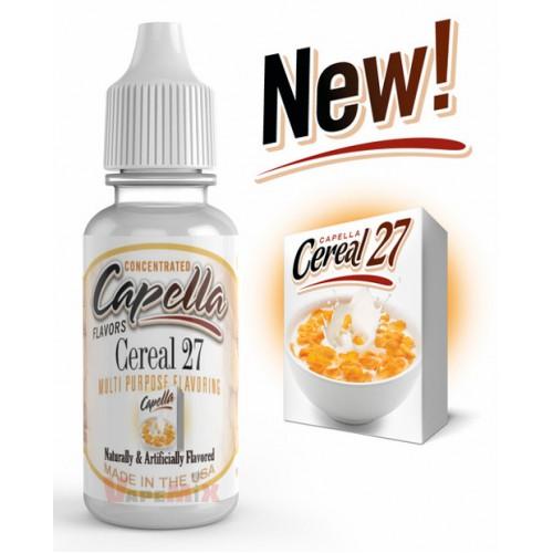 Ароматизатор Capella Cereal 27 - Кукурузные хлопья