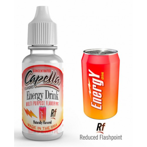 Ароматизатор Capella Energy Drink Rf - Энергетический напиток