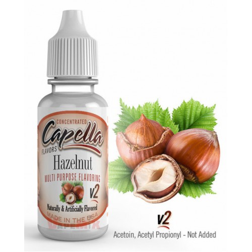 Ароматизатор Capella Hazelnut v2 - Фундук