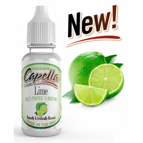 Ароматизатор Capella Lime - Лайм