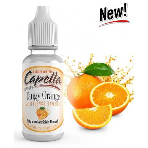 Ароматизатор Capella Tangy Orange - Спелый апельсин