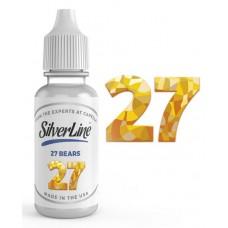 Ароматизатор Capella (Silver Line) 27 Bears - Желейные конфеты