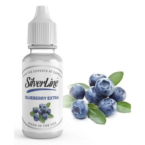 Ароматизатор Capella (Silver Line) Blueberry Extra - Черника