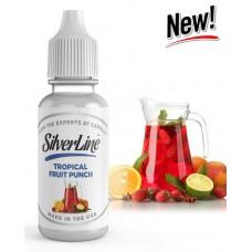 image 1 Ароматизатор Capella (Silver Line) Tropical Fruit Punch - Тропический фруктовый пунш