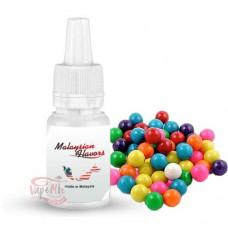 Ароматизатор Малайзия Bubble Gum (Фруктовая жевательная резинка)