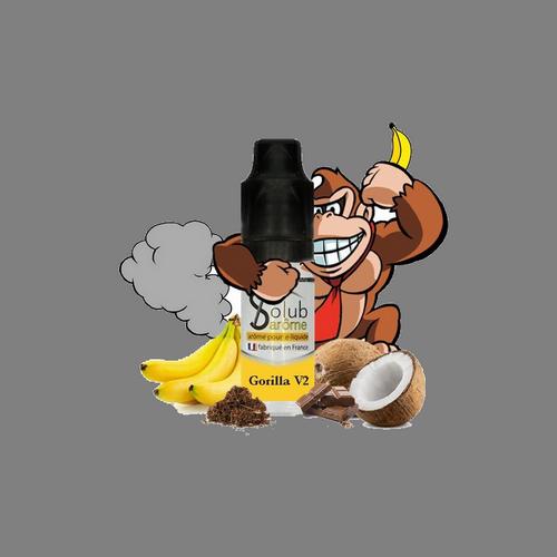 image 1 Solub Gorilla V2- Банан, какао и табак
