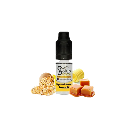 image 1 Solub Popcorn Caramel - Попкорн с карамелью