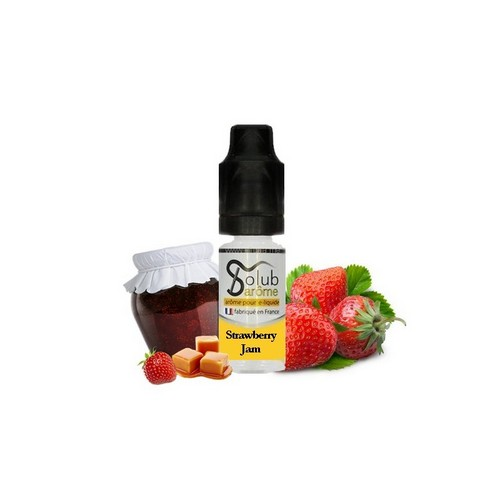 Solub Strawberry Jam - Клубничный джем