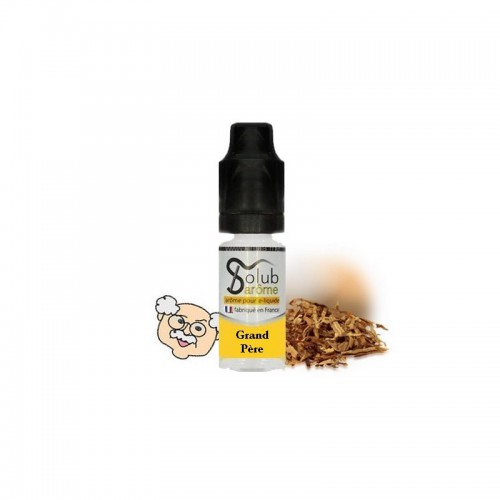 image 1 Solub Tabac Grand-père - Табак с жареным фундуком