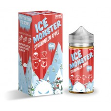 image 1 Жидкость Jam Monster - Strawmelon Apple Ice