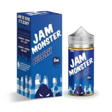 image 1 Жидкость Jam Monster - Blueberry