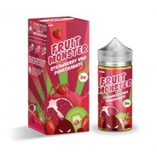 Жидкость Fruit Monster - Strawberry Kiwi Pomegranate