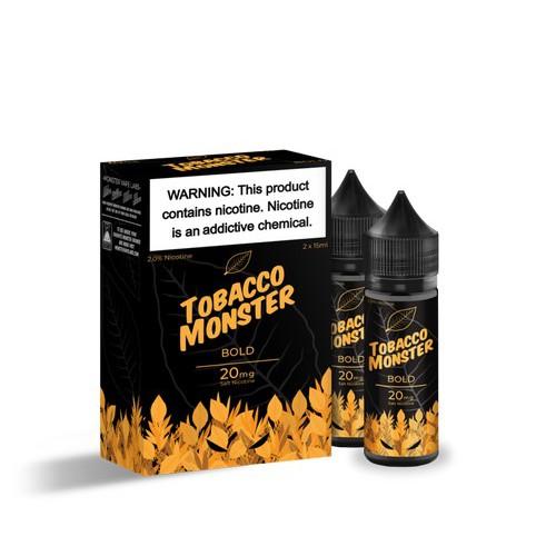 image 1 Жидкость Tobacco Monster Salt - Bold
