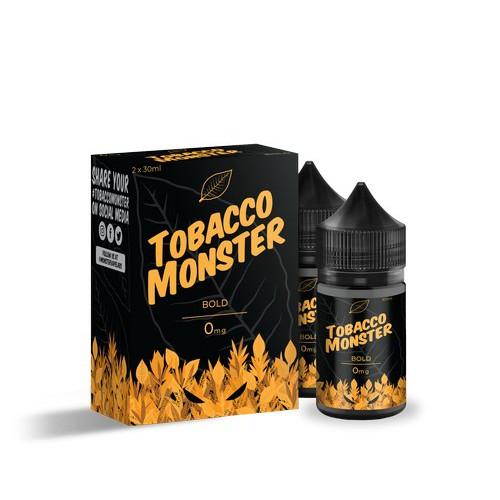 image 1 Жидкость Tobacco Monster - Bold