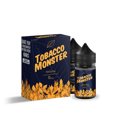 image 1 Жидкость Tobacco Monster - Smooth