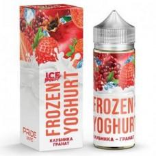 image 1 Frozen Yoghurt - Клубника Гранат