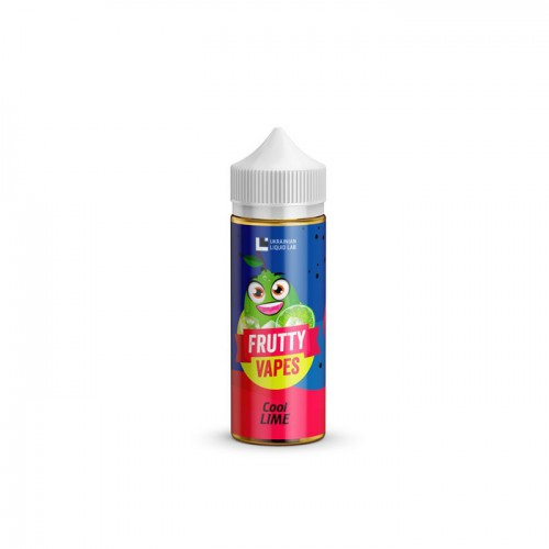 Frutty Vapes - Cool Lime