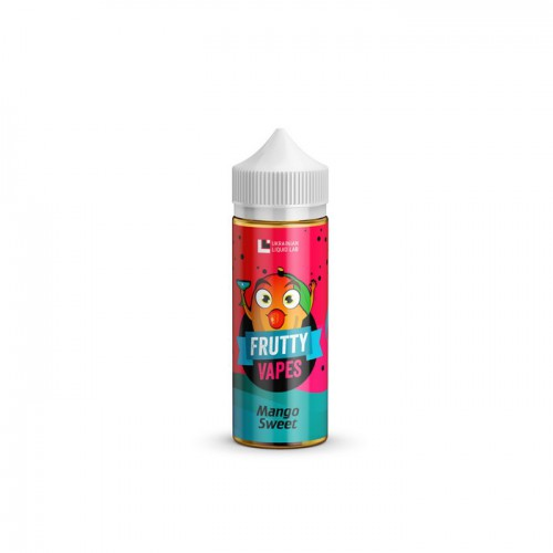 Frutty Vapes - Mango Sweet