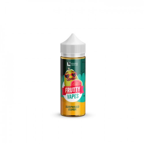 Frutty Vapes - Surprised Guava