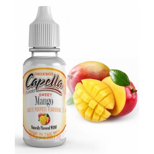 image 1 Ароматизатор Capella Sweet Mango - Сладкое манго