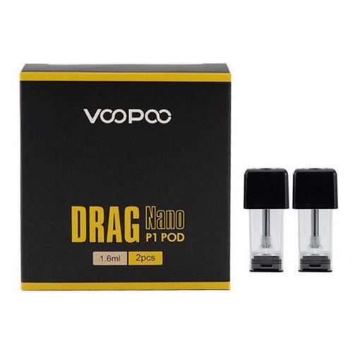 Картридж Voopoo Drag Nano S1/P1 Pod Cartridge photo 1