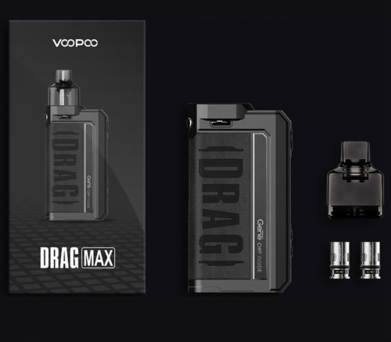 Voopoo Drag Max Pod Mod Kit фото 2