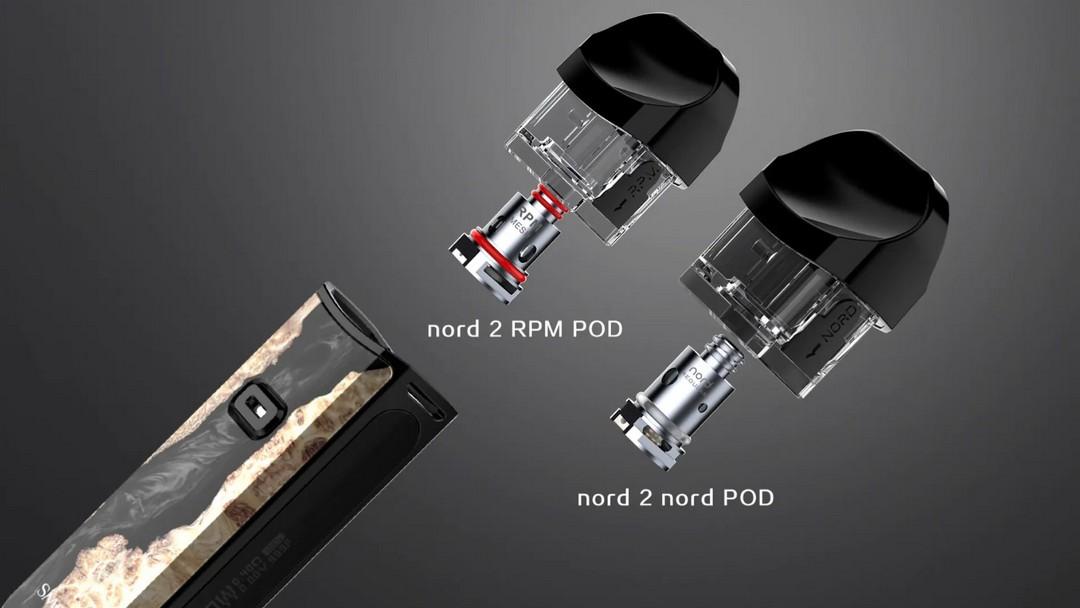 Smok Nord 2 Pod Starter Kit 40W фото 3